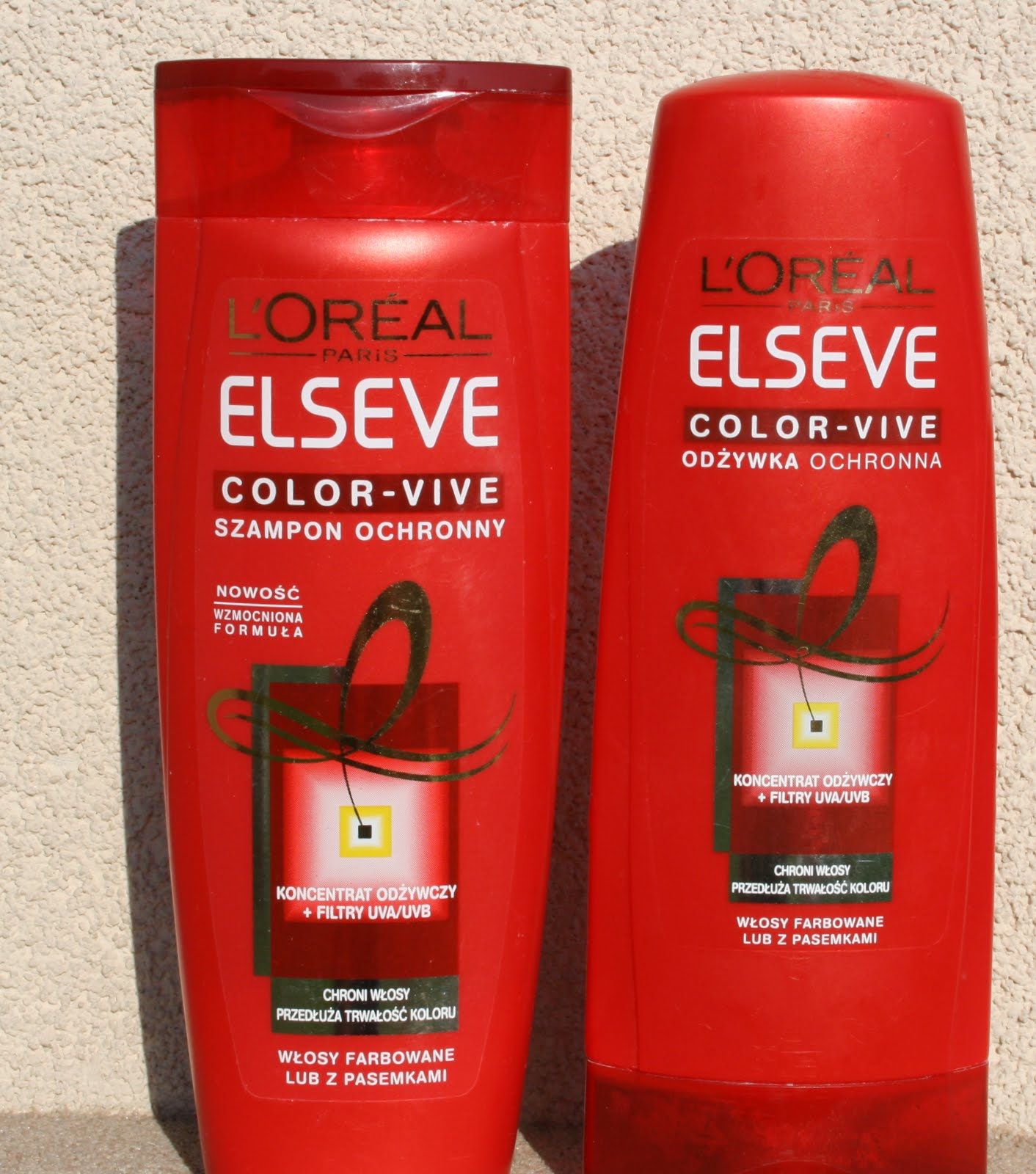 elseve color vive ochrona wosw farbowanych i z pasemkami - Elseve Color Vive