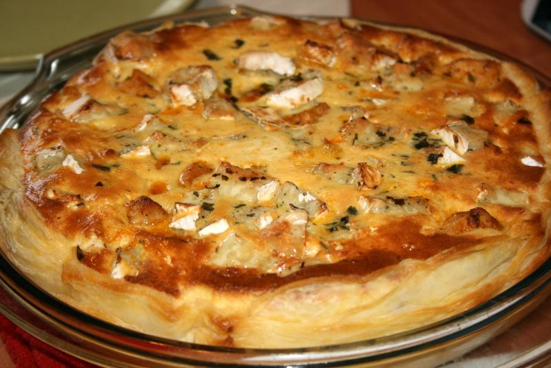 Tarta z kurczakiem i serem pleśniowym glowlifestyle.pl-007