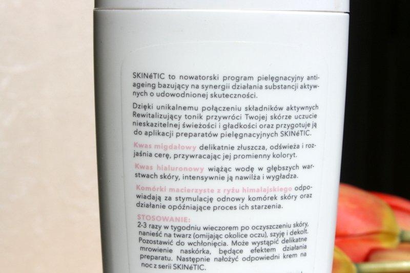 Skinetic tonik do twarzy z kwasem migdałowym glowlifestyle.pl-002