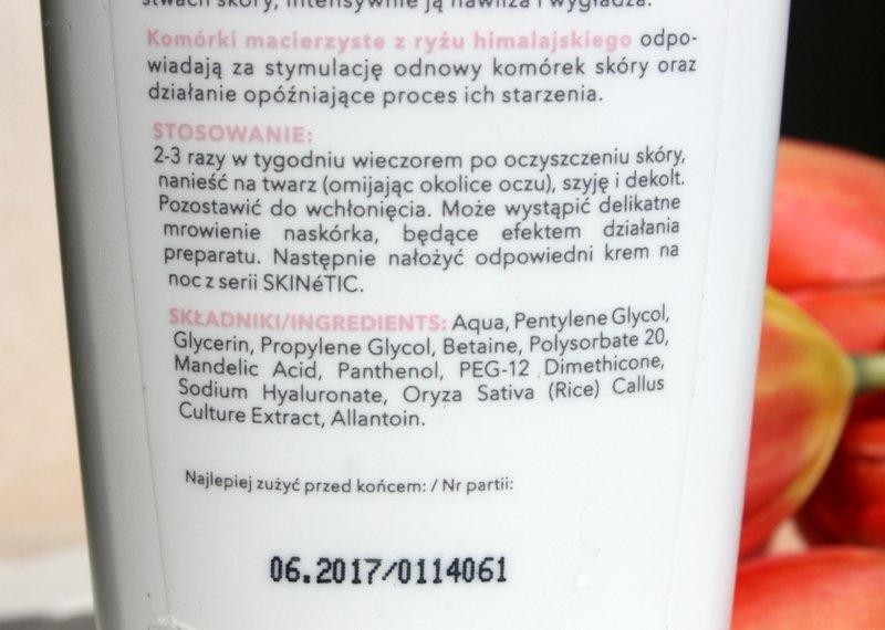 tonik z kwasem migdałowym