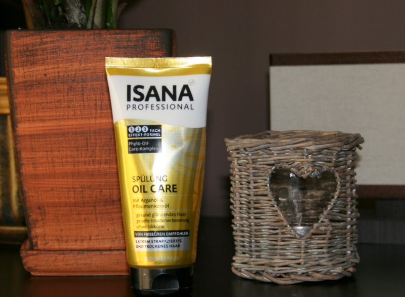 odżywka Isana professional