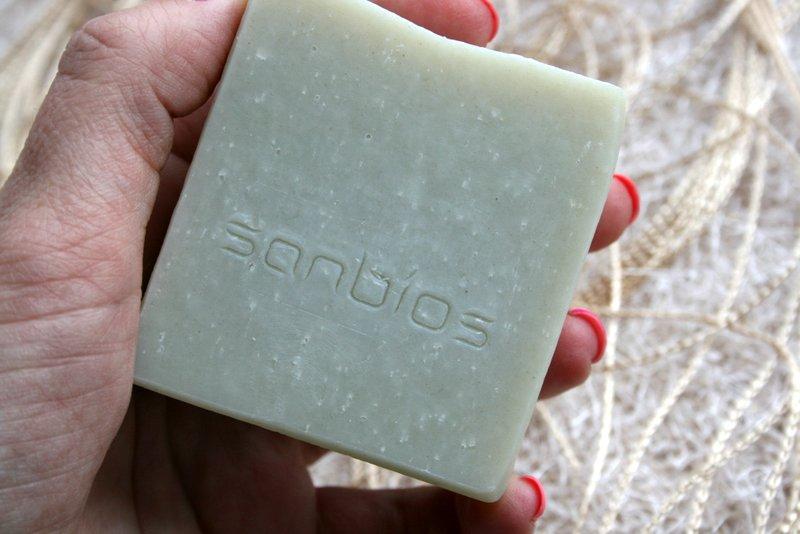 Sanbios naturalne mydło