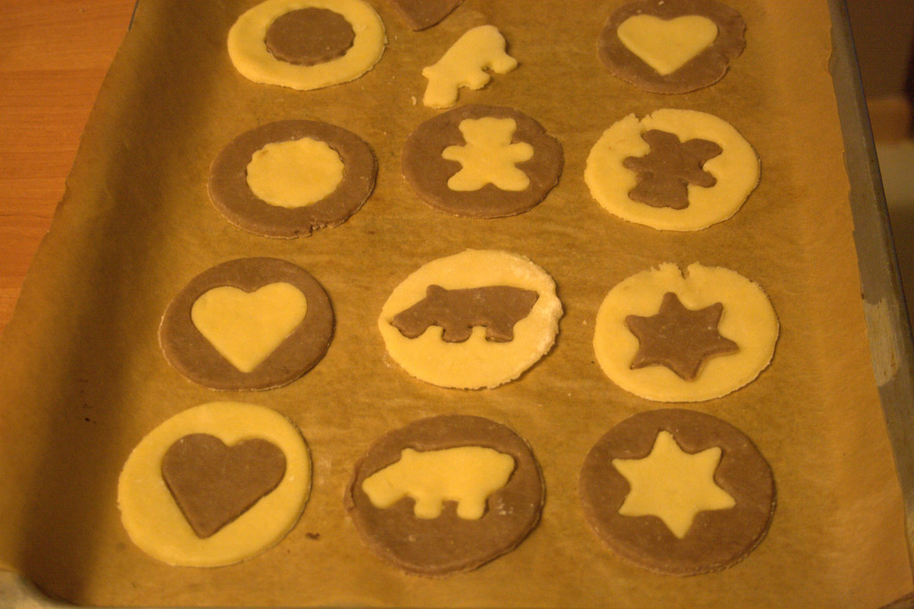 przepis na szybkie świąteczne ciasteczka