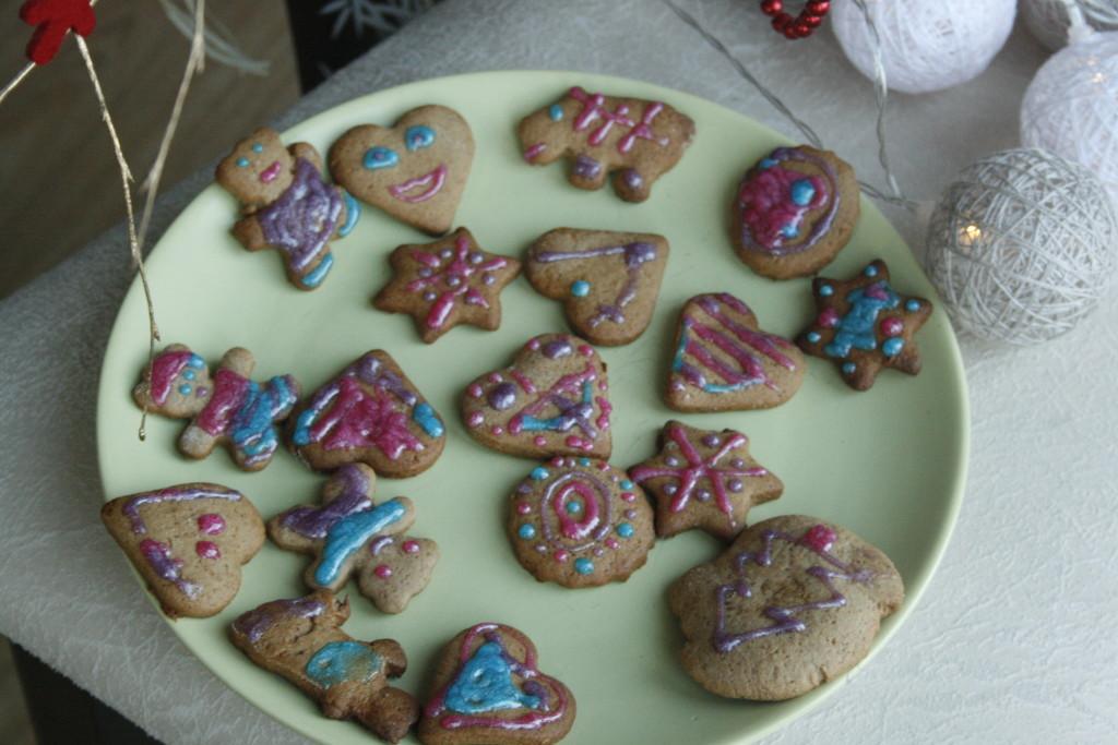 przepis na szybkie świąteczne ciasteczka1