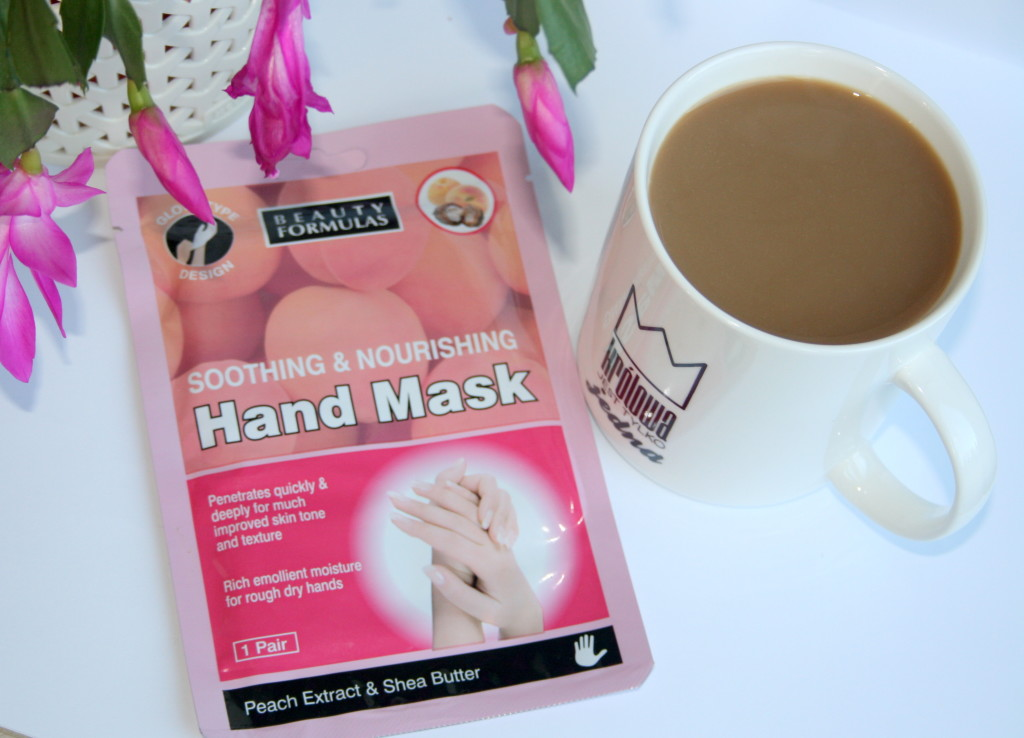 Maska na dłonie
