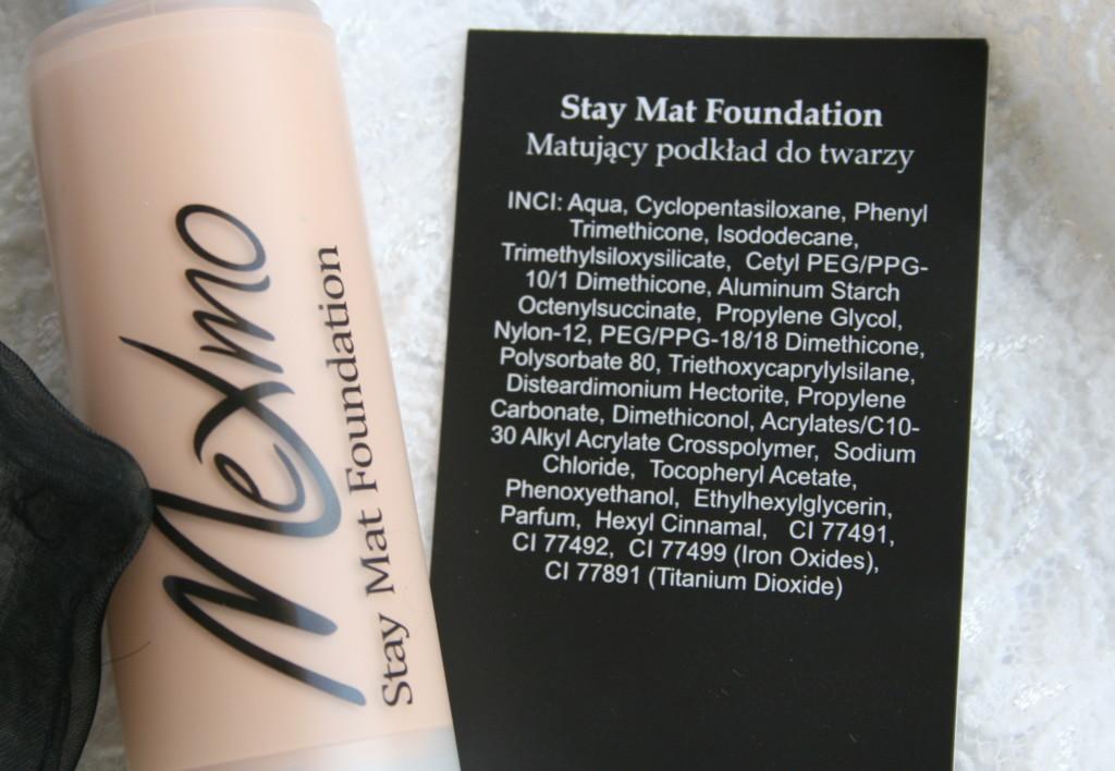 podkład matujący Mexmo
