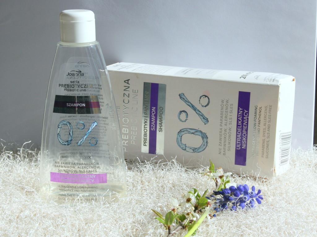 Joanna Prebiotyki i Panthenol szampon
