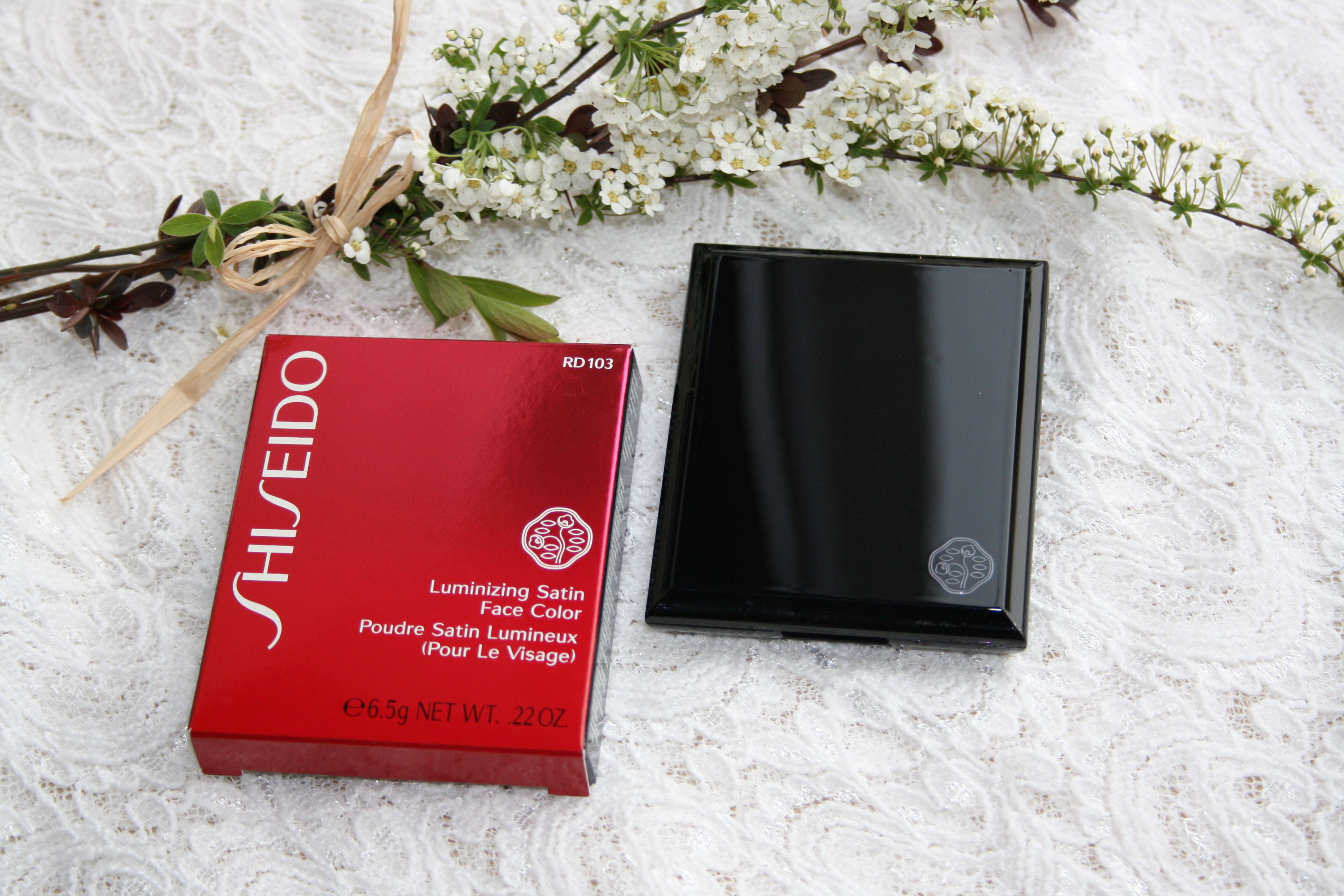 Shiseido Luminizing Satin Face Color RD 103