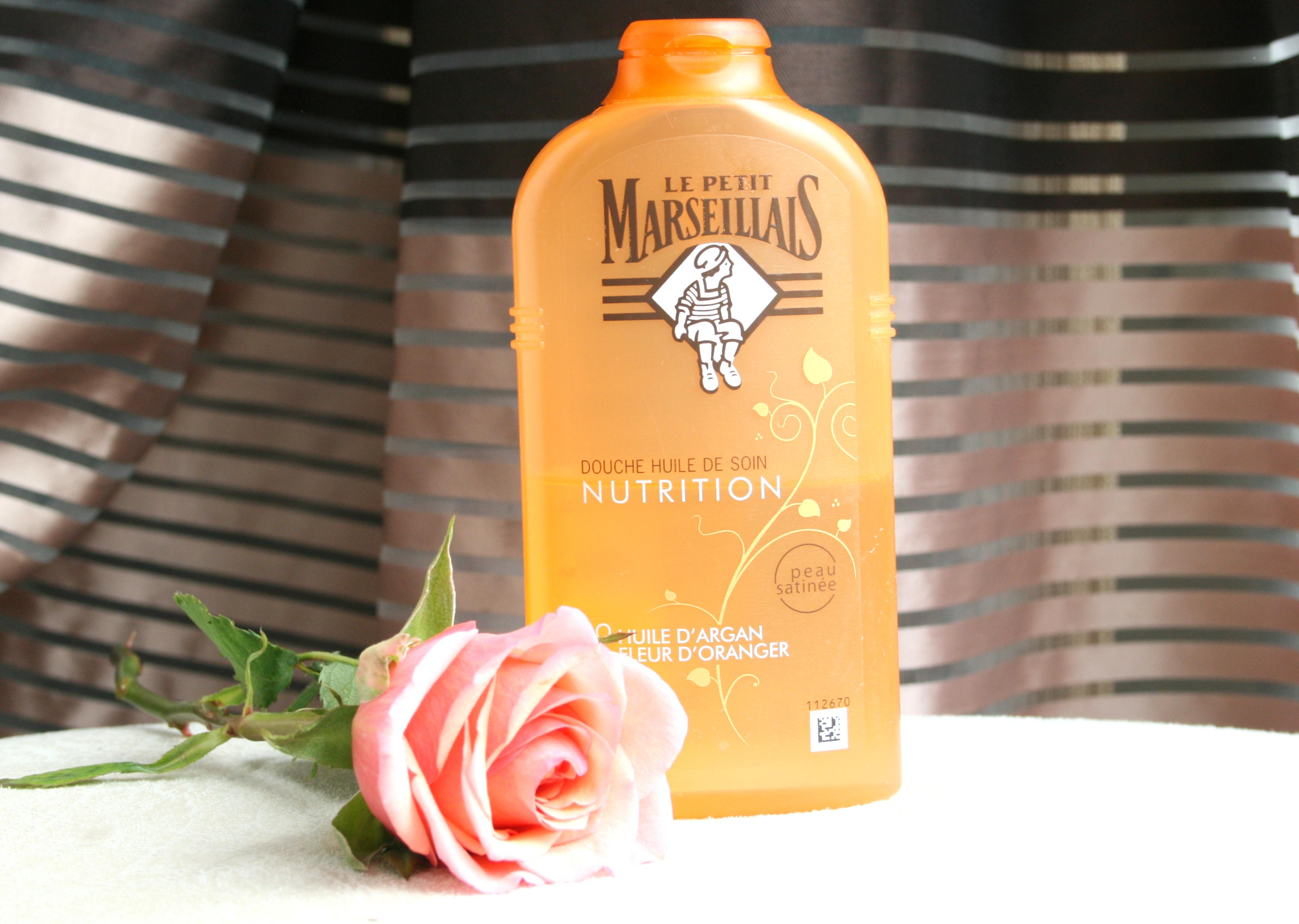 Pielęgnujący Olejek pod prysznic Olejek Arganowy i Kwiat Pomarańczy
