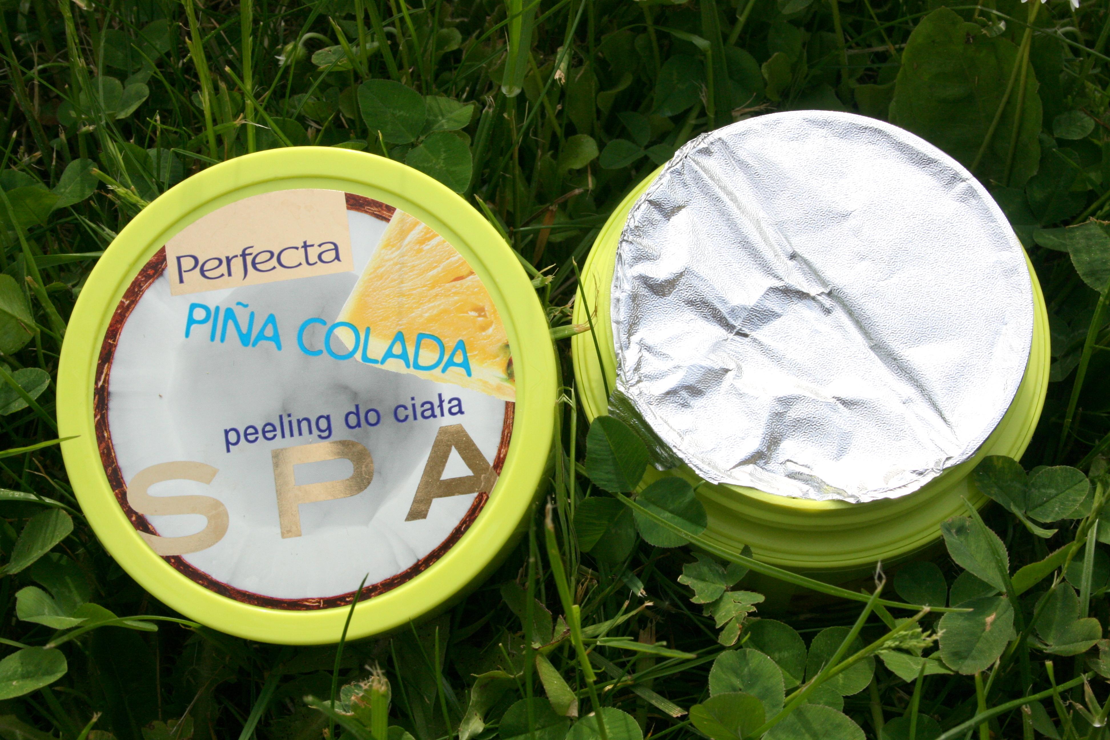 antycelulitowy peeling do ciała Pina Colada Perfecta SPA