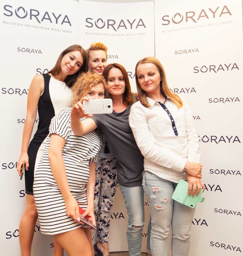 klub przyjaciółek soraya