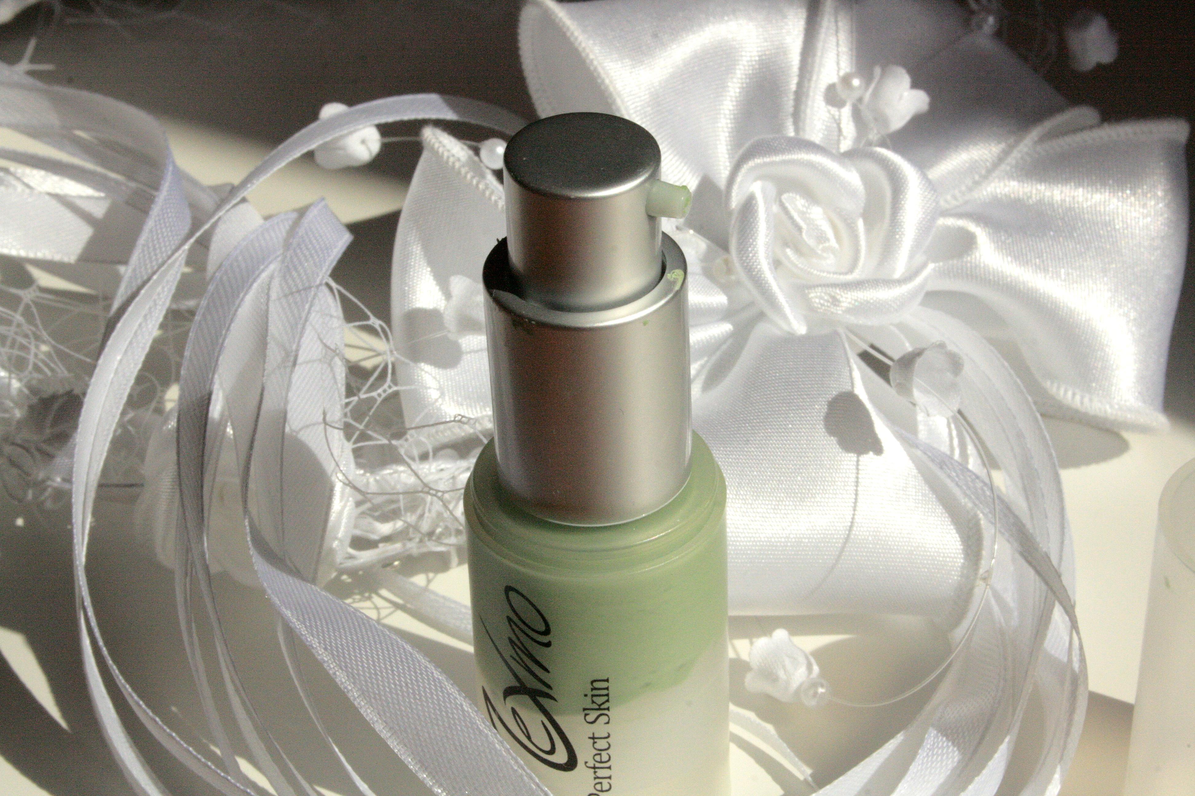 Matująca zielona baza pod makijaż Mexmo