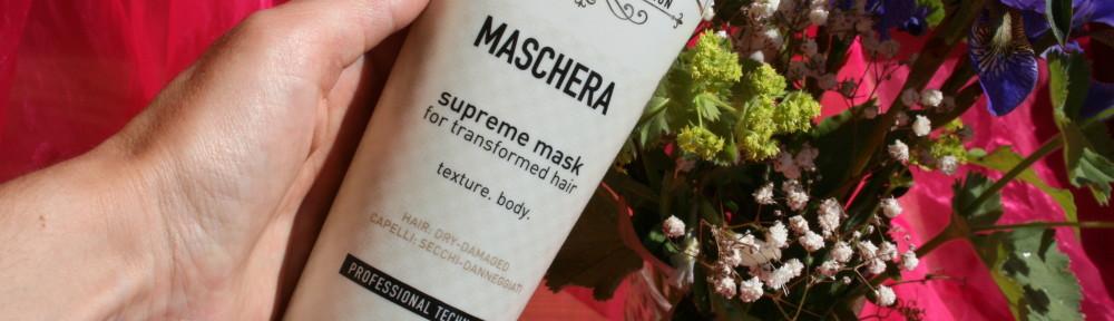 profesjonalna maska do włosów