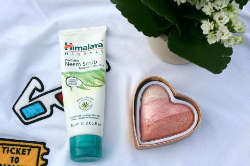 Kosmetyki oczyszczające Himalaya Herbals Neem