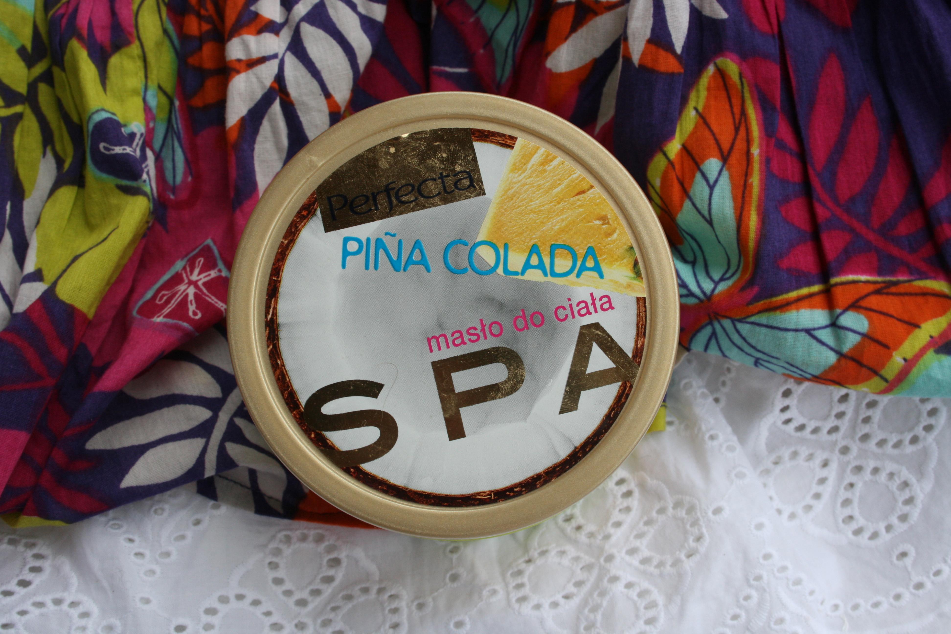 Masło do ciała Pina Colada Perfecta,