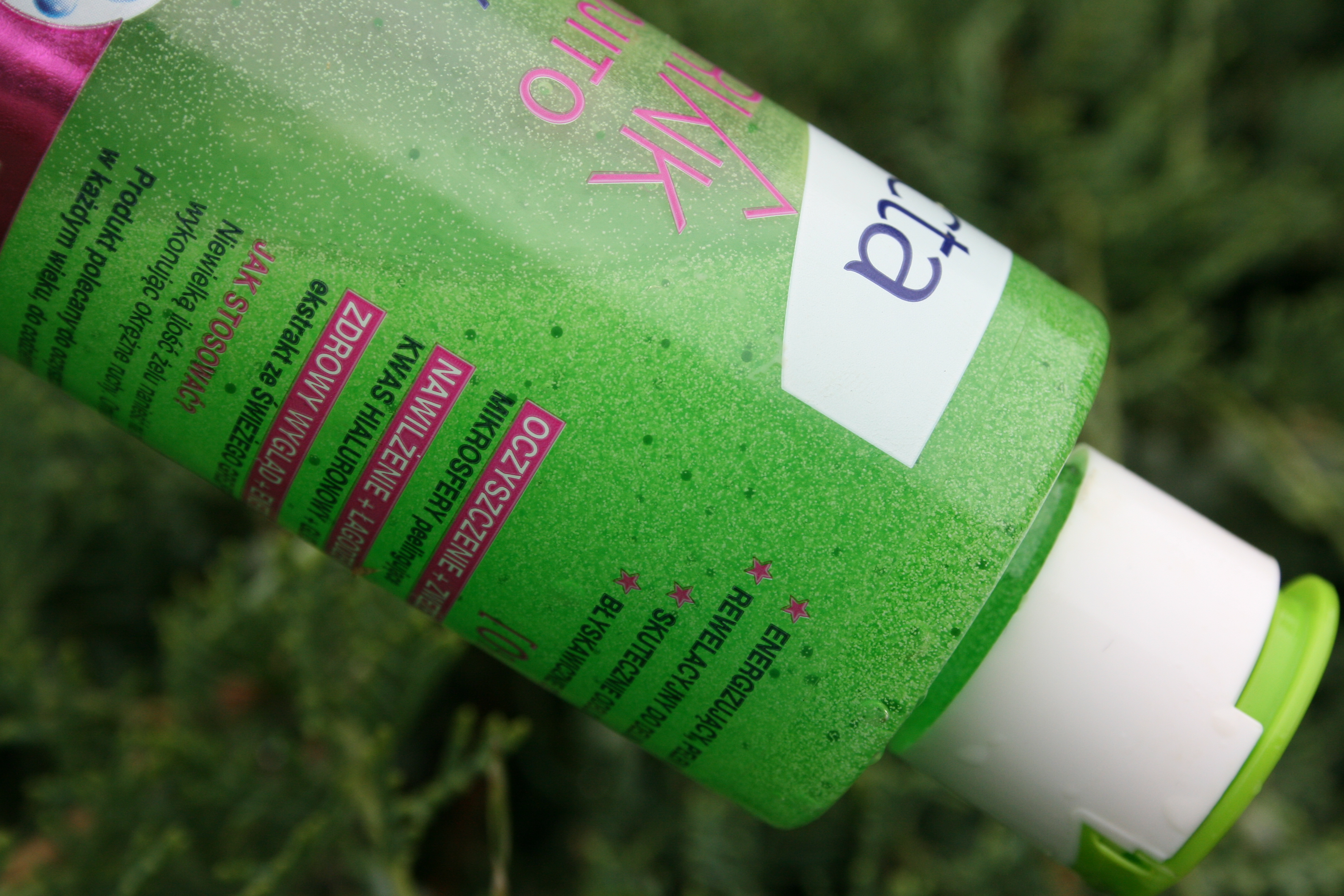 Perfecta Skin Drink Energizujący żel-scrub