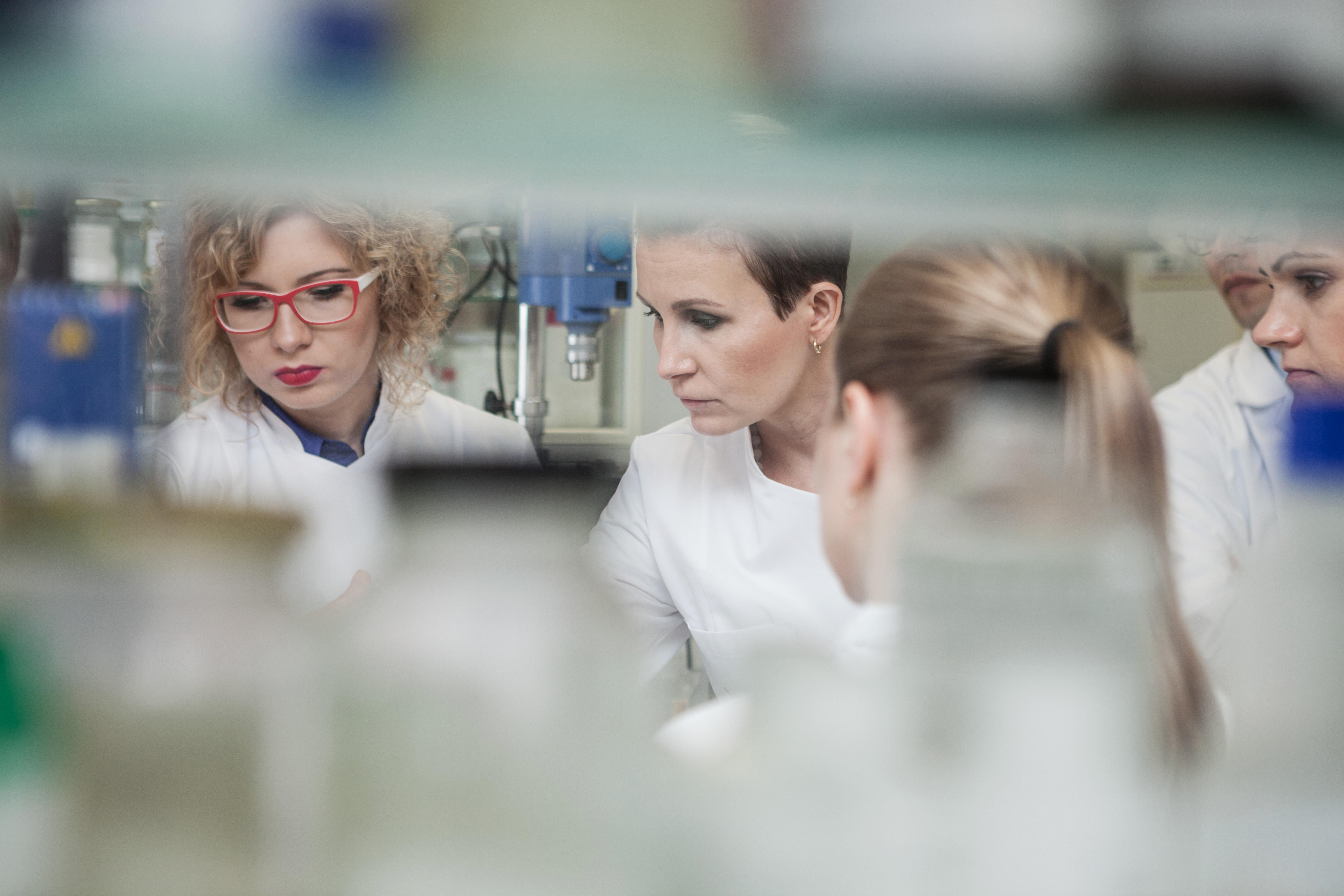 wizyta w laboratorium Soraya