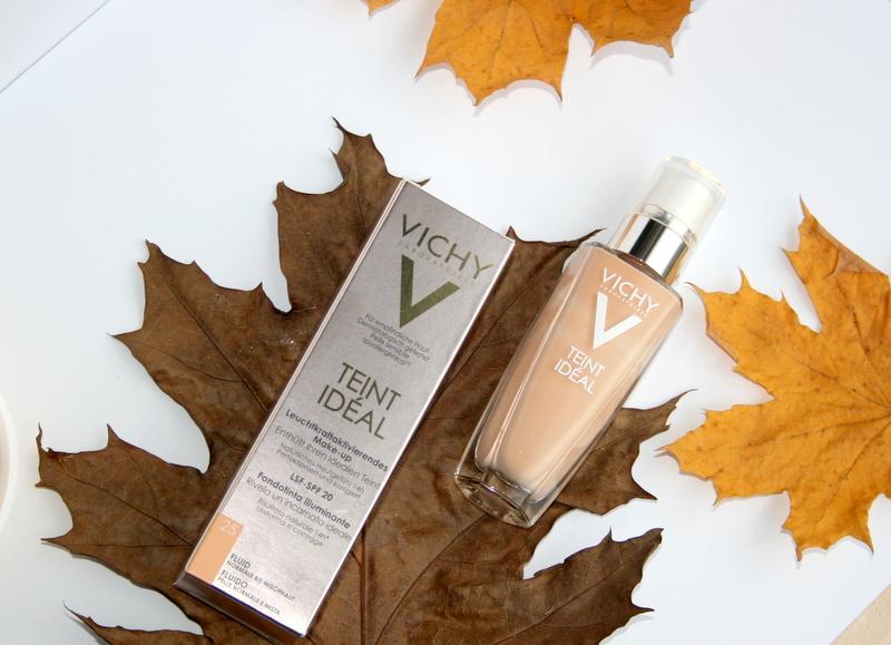 Vichy Teint Ideal - podkład
