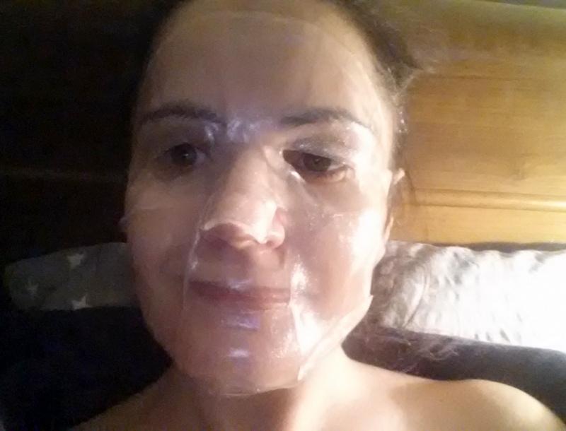 Czyste piękno ślimakowa maska na twarz www.glowlifestyle.pl-0011