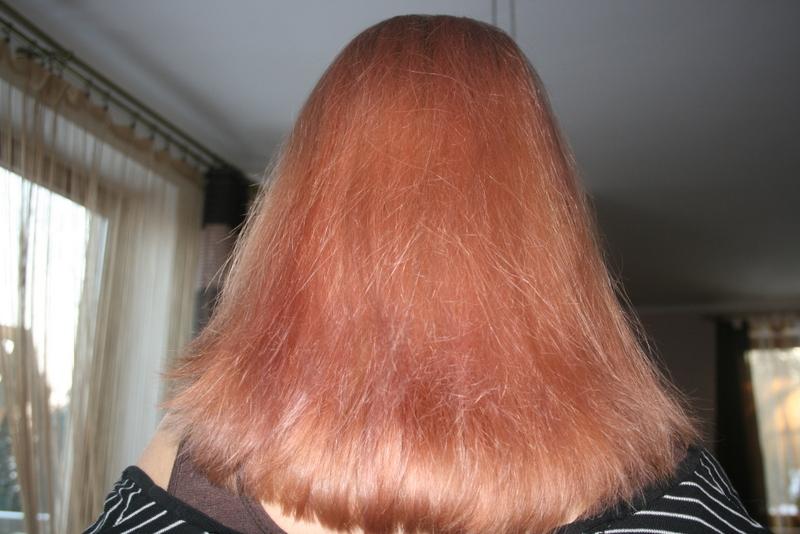 jak się pozbyć żółtych włosów