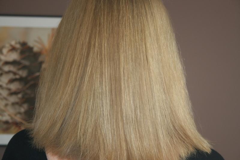 jak z brunetki stałam się blondynką