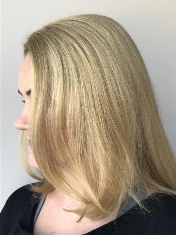 by wyeliminować uczucie obciążonych i matowych włosów.