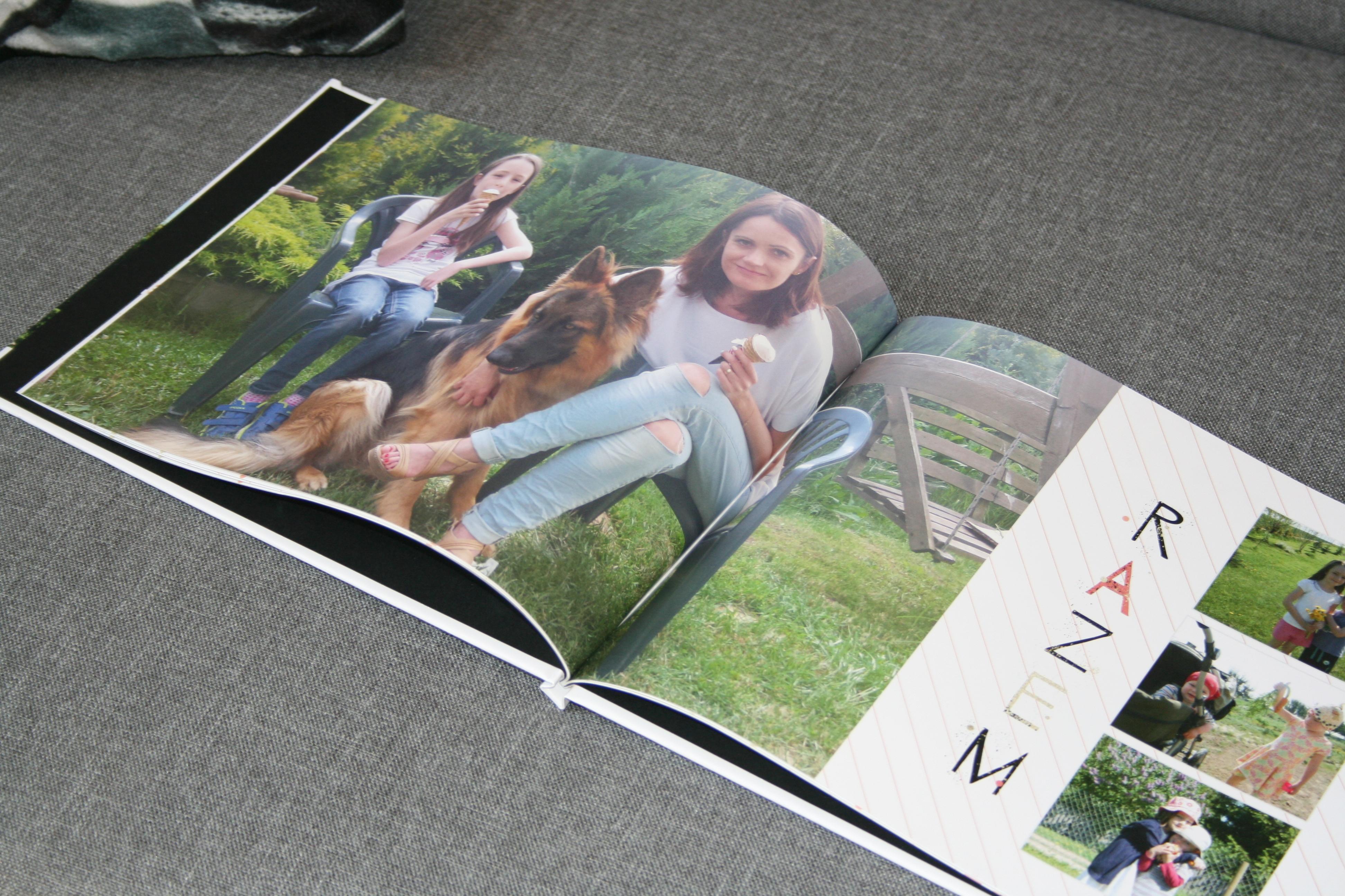 urodzinowa fotoksiążka Printu