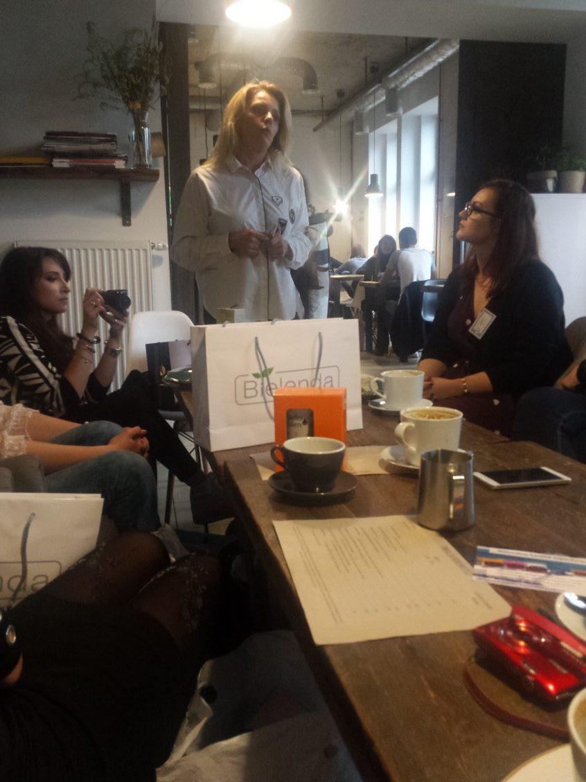 spotkanie blogerek urodzowych Katowice 23.09.2016