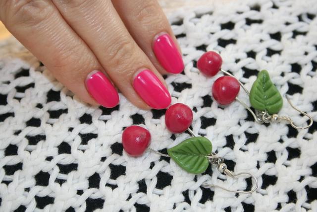 Semilac ruby charm 121