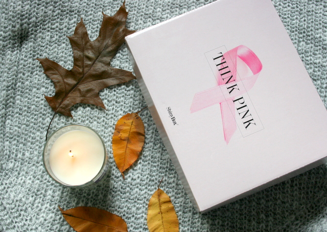 ShinyBox THINK PINK