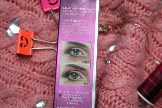 Skoncentrowane serum pod oczy Sotalie
