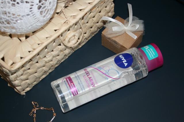 Wzmacniający micelarny szampon Nivea