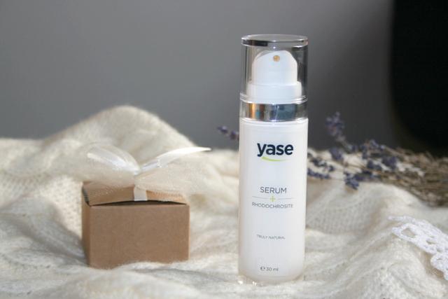 Yase Serum z ekstraktem z rodochrozytu