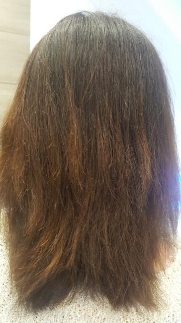 Cieniowanie zniszczonych włosów tak czy nie?