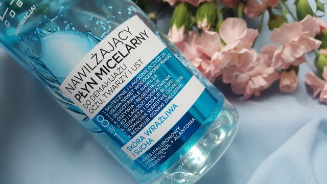 Dobry i tani płyn micelarny, czyli nawilżający płyn micelarny Eveline