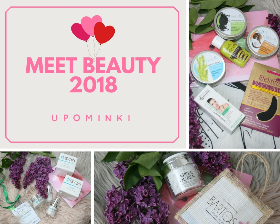 Meet Beauty 2018 - upominki