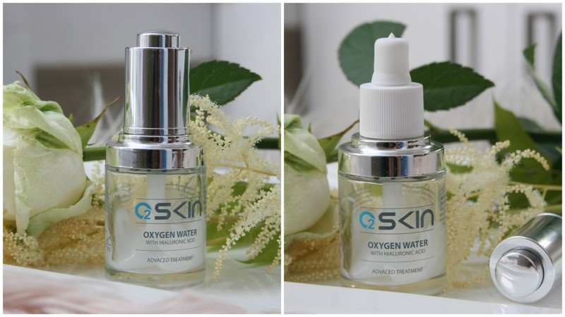 Skoncentrowane serum tlenowe O2Skin