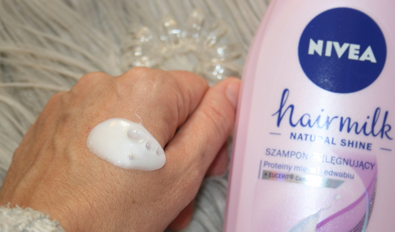 Nivea Hairmilk Natural Shine