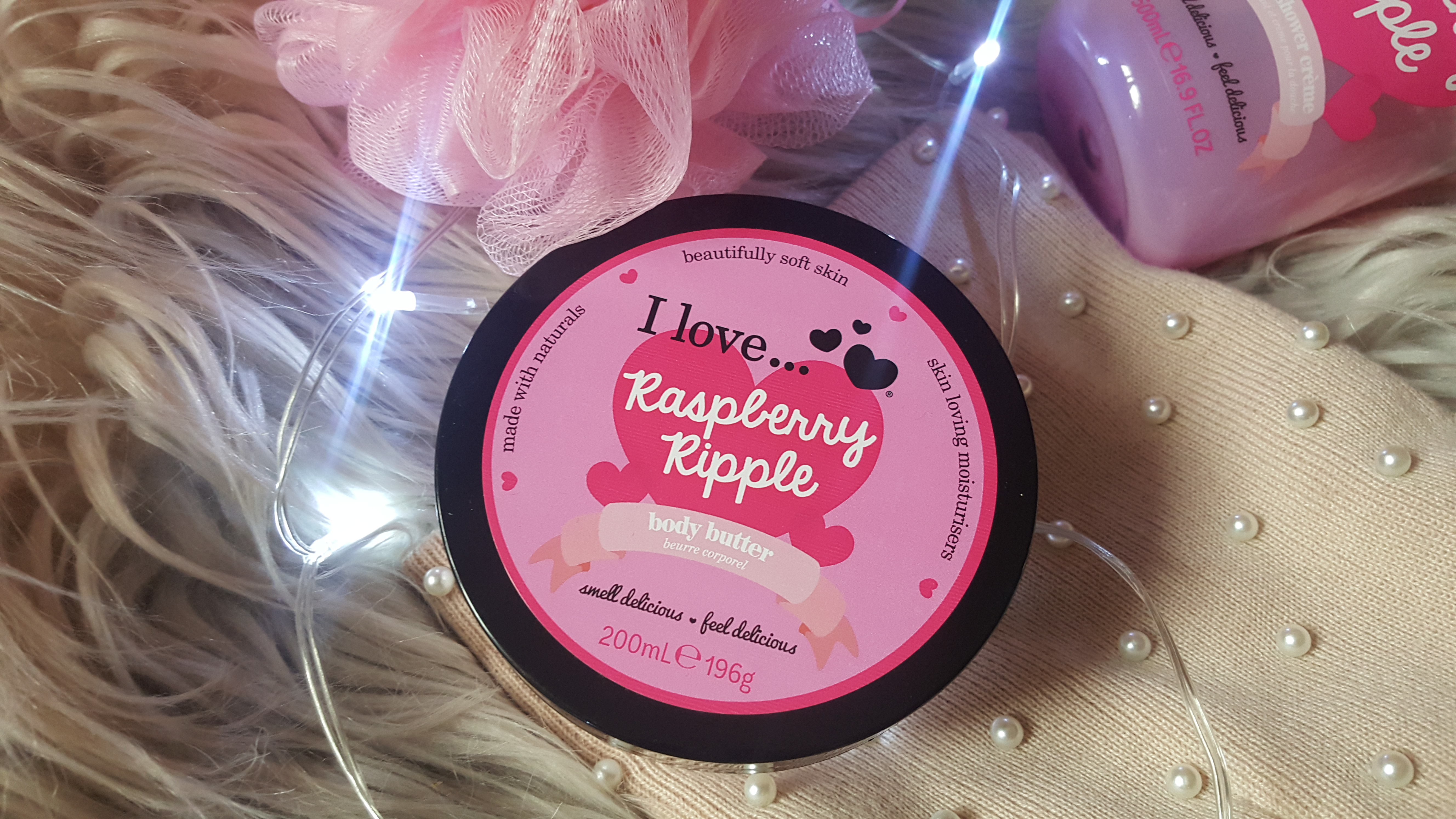I love cosmetics Raspberry Ripple