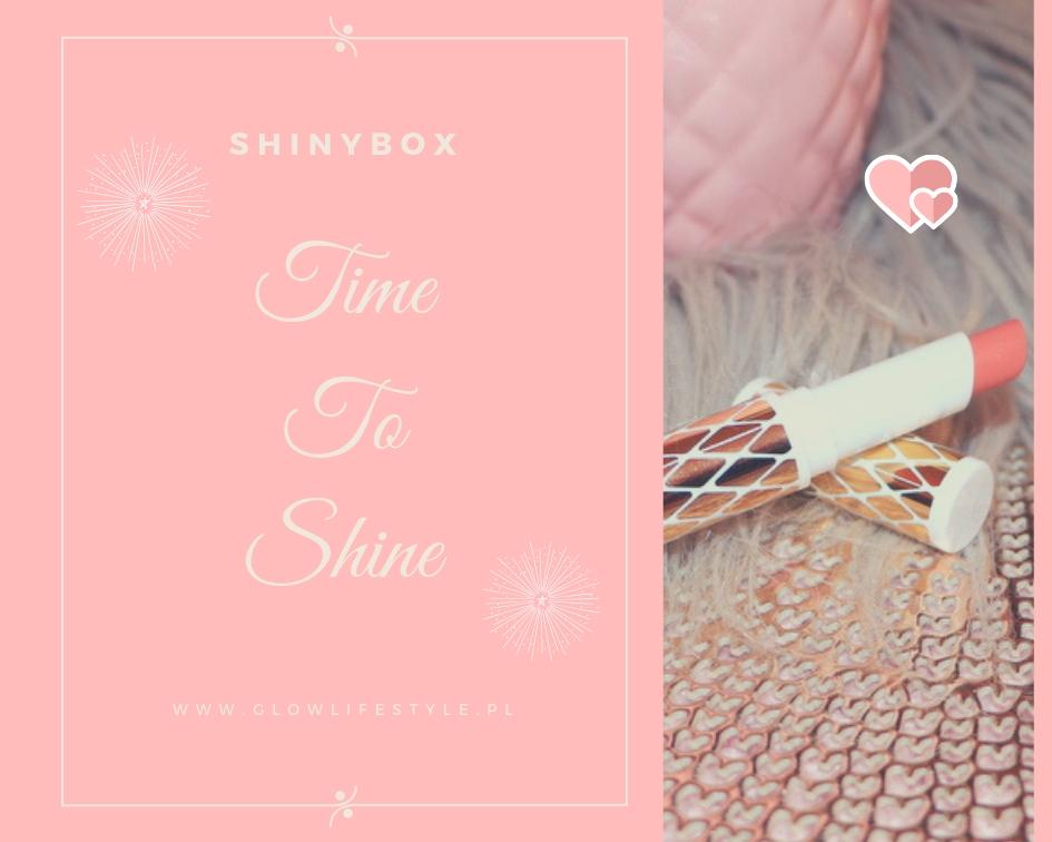 Time to Shine shinybox styczeń 2019