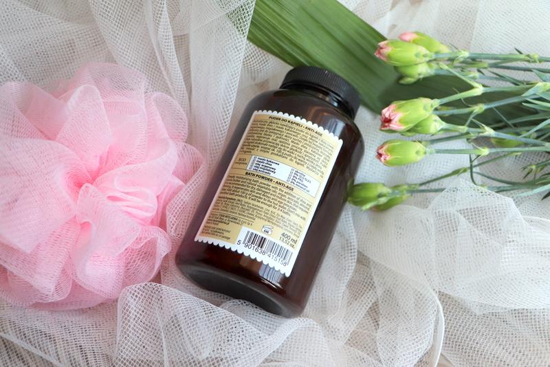 Stara mydlarnia arganowy puder do kąpieli z olejami