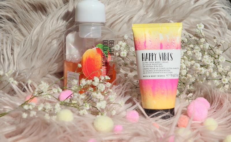 Bath & Body Works Happy Vibes krem do ciała