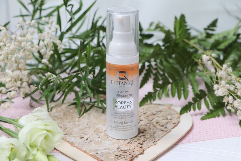 Biotanique Korean Beauty Serum Liftingujące