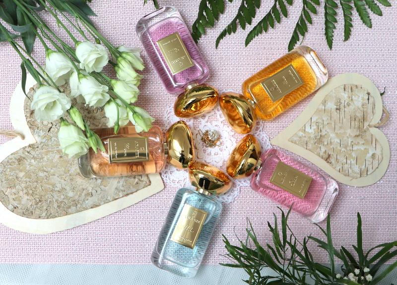 NOWOŚĆ Arashe Parfums 5 zapachów