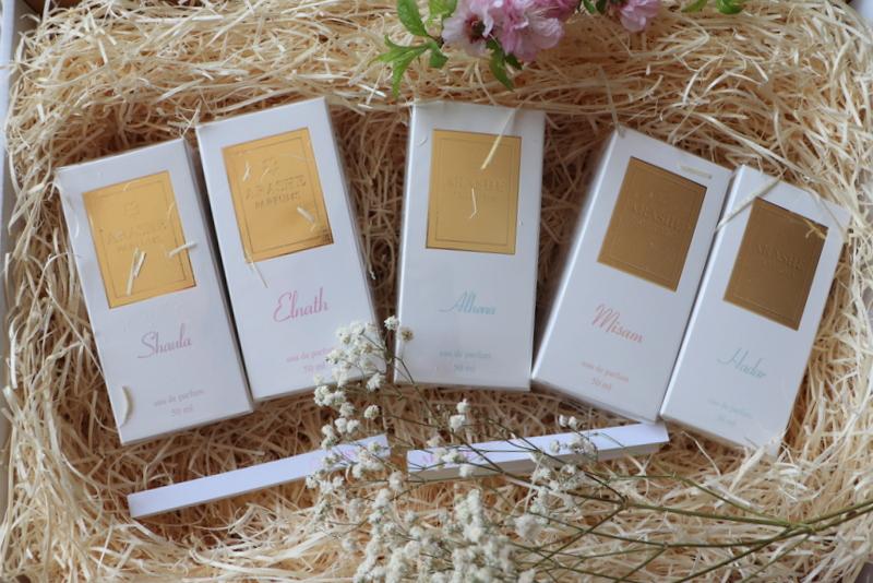 5 nowych zapachów Arashe
