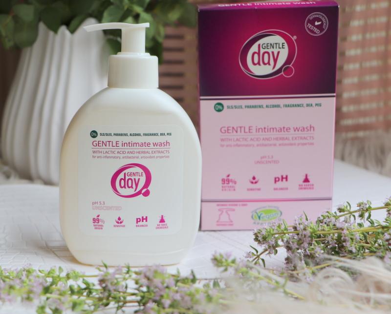 Gentle Day ekologiczne środki higieniczne dla kobiet