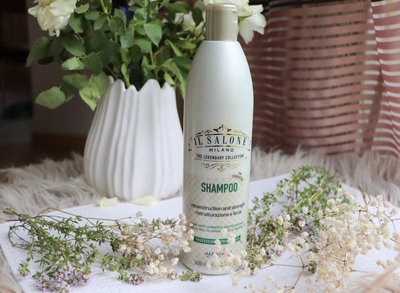 Il Salone Milano szampon regenerujący