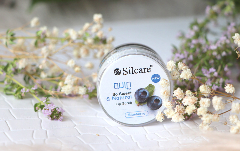 SILCARE SWEET&NATURAL LIP SCRUB