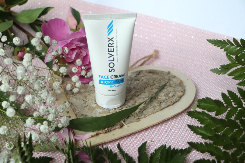 Atopic Skin Face Cream Krem do twarzy do skóry atopowej