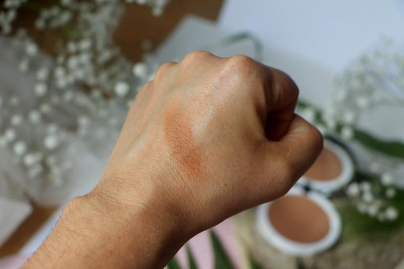 bronzer Lily Lolo honolulu kolor